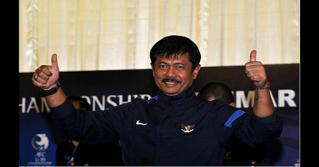 gresik24jam - Indra Sjafri Pantau Kompetisi Sepak Bola Tingkat SMP di Gresik