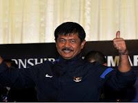Indra Sjafri Pantau Kompetisi Sepak Bola Tingkat SMP di Gresik