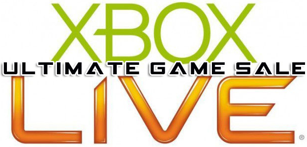 Xbox 360 Ultimate Games Sale Now Live