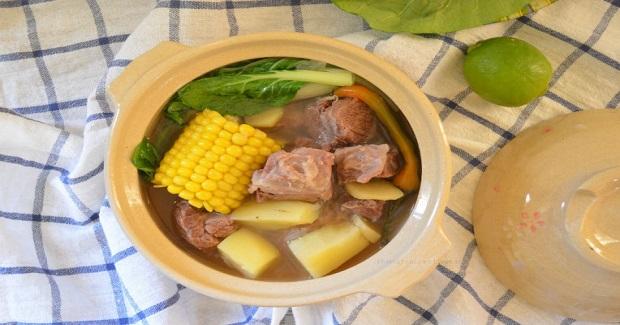 Nilagang Baka (Boiled Beef) Recipe