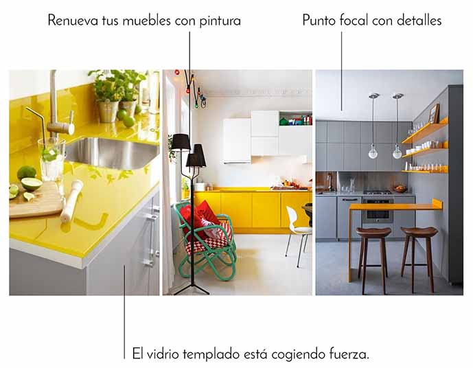tendencias cocinas 2017