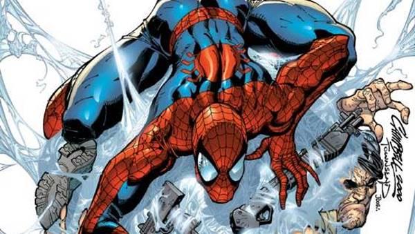 daftar kekuatan spider-man adalah