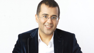 Chetan bhagat books,latest new book list,novels,half girlfriend,quotes,twitter,wife,next book,upcoming book,famous novels,wiki,caste,speech,education,love story