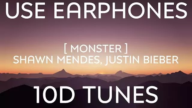 Justin Bieber and Shawn Mendes - Monster | New Album | Song Lyrics |