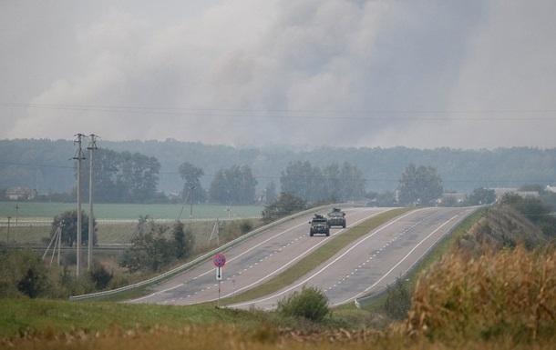 Вибухи в Калинівці: Міноборони назвало причину