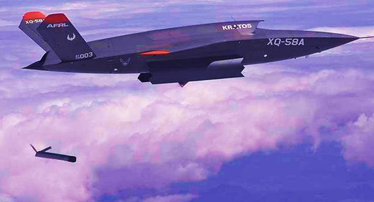 XQ-58A Valkyrie Drone