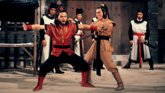 The Top 3 Reasons Why You Should Learn Kung Fu