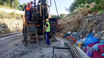 Χανιά: Ξεκίνησαν οι δειγματοληπτικές γεωτρήσεις στον Επιπρομαχώνα του Αγίου Δημητρίου