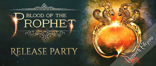 [ReleaseParty] Blood of the Prophet (Il Quarto Elemento – Libro Secondo), di Kat Ross
