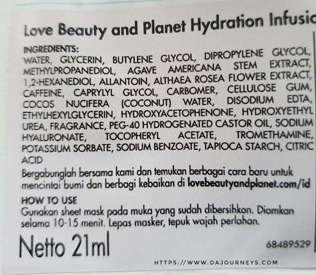 Cara membaca list ingredients pada produk kecantikan