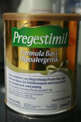 Susu formula Untuk Bayi Alergi dan sedikit curhat Tentang bayi alergi