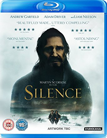 Silence 2016 English 720p BRRip 1.1GB ESubs