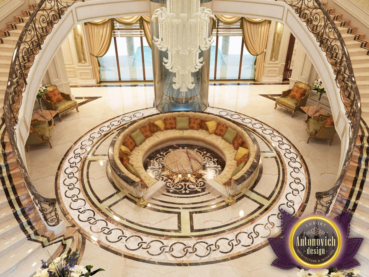 LUXURY ANTONOVICH DESIGN UAE Floors Design of Luxury