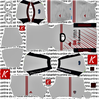 Cagliari GK Away Kits DLS 2021