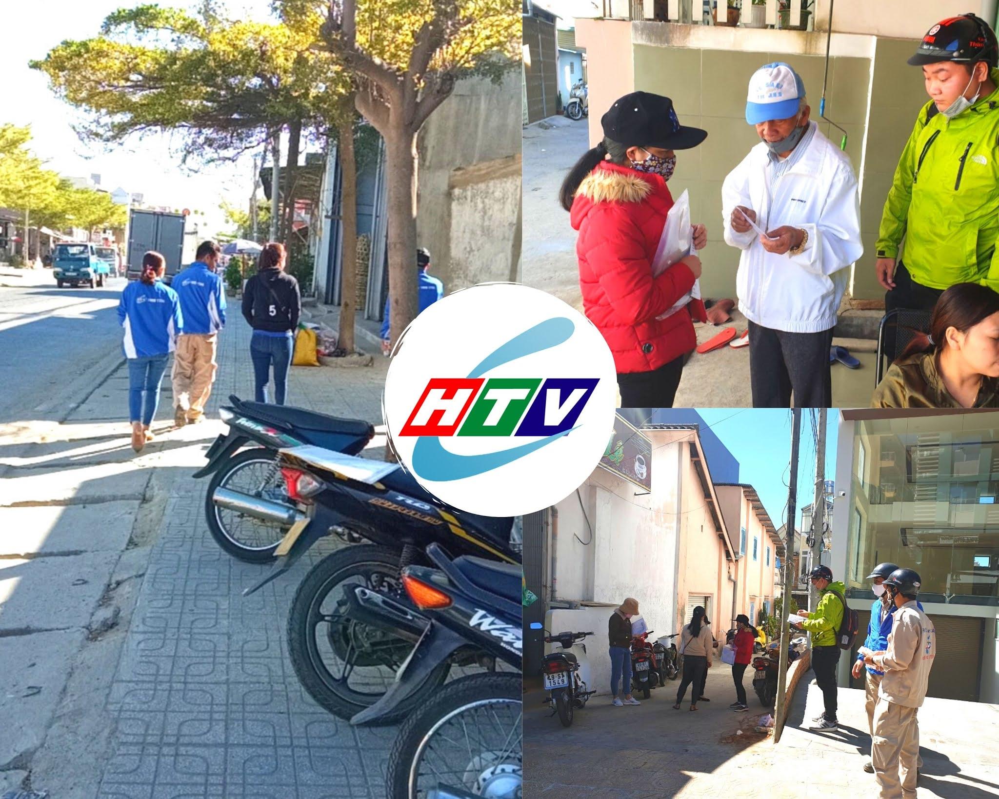 HTVC Lâm Đồng - Đắk Nông triển khai CSKH toàn diện
