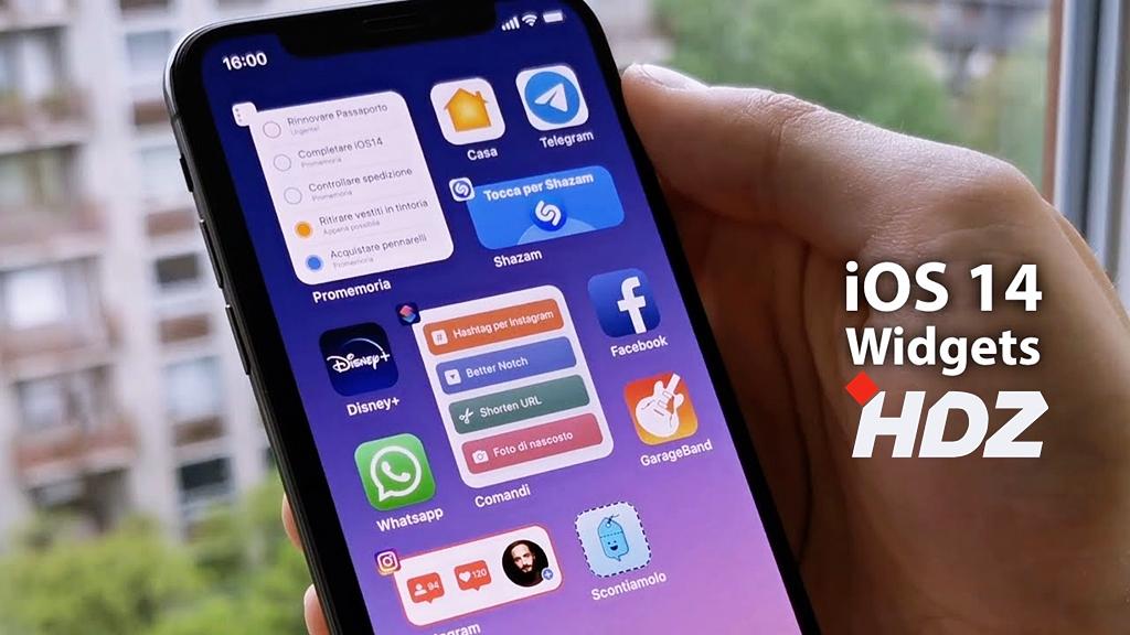Apple Vs Android ميزات الواجهة الجديدة