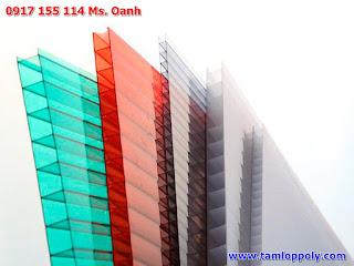 Nhà phân phối tấm lợp lấy sáng thông minh polycarbonate chính thức tại Miền Nam - Sơn Băng ảnh 14