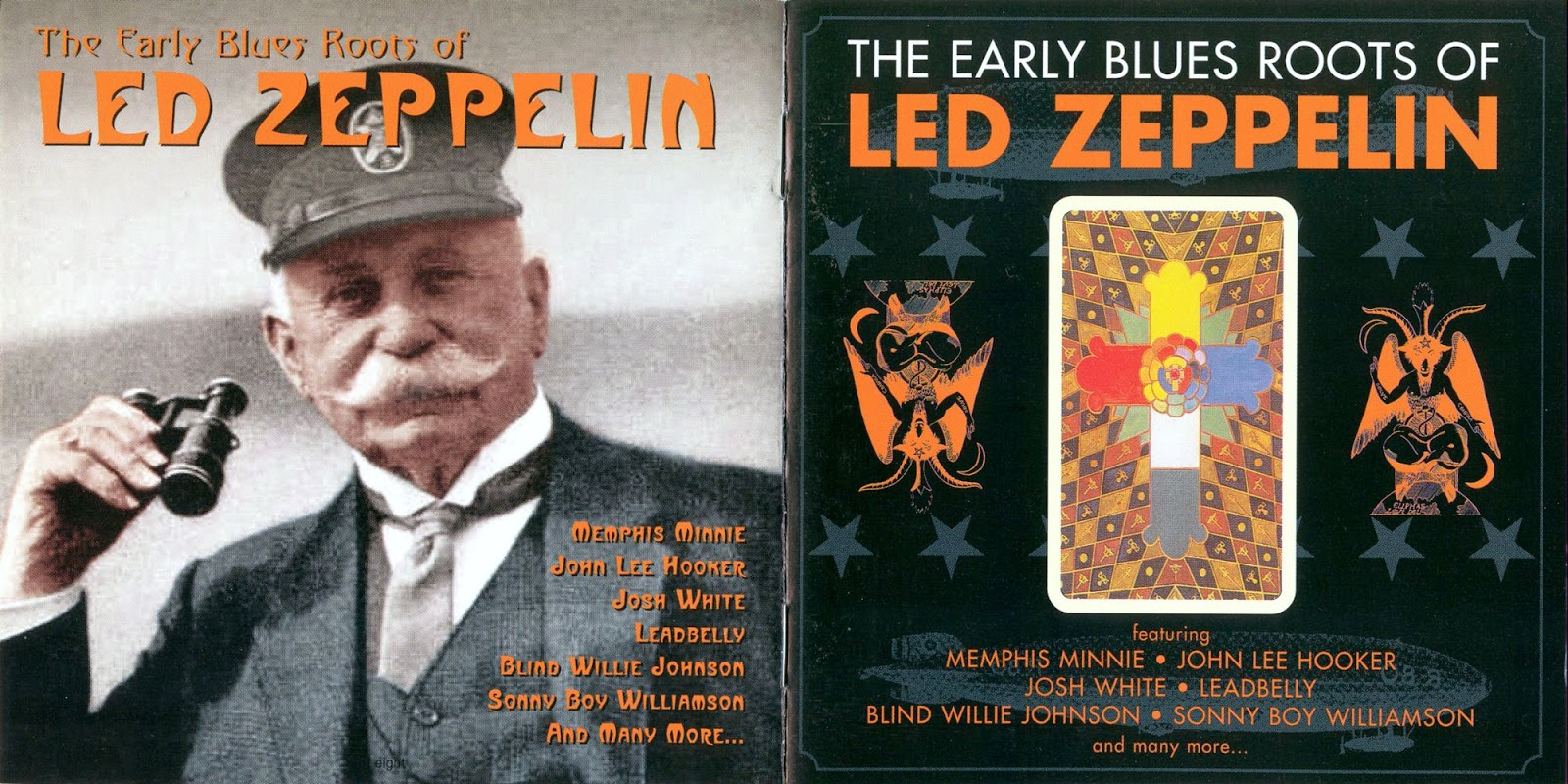 Valvulado: The Early Blues Roots Of Led Zeppelin