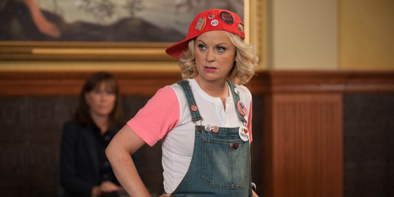 Leslie Knope en la sexta temporada de Parks and Recreation