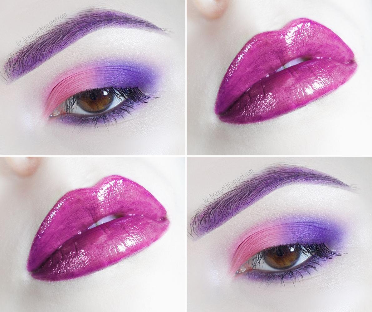 liz breygel melanie martinez soap carousel makeup tutorial look blogger