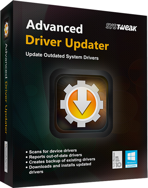 SysTweak Advanced Driver Updater 2.7.1086.16493 PreActivated/Cracked