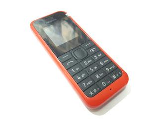 Hape Jadul Nokia 105 RM-1134 RM1134 Microsoft Seken Mulus Normal
