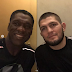 UFC Lightweight Champion Khabib Nurmagomedov Shows Off 99 Pace While Playing Football With Clarence Seedorf