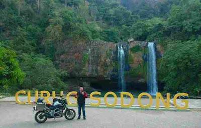 Info Lokasi & Tiket Masuk TERBARU Wisata Curug Sodong Kembar Sukabumi Jawa Barat, curug pengantin bogor, curug sodong bogor, wisata bogor sukabumi