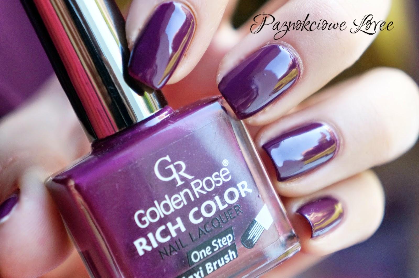 GR rich color #31 , czyli dzis powialo jesienią