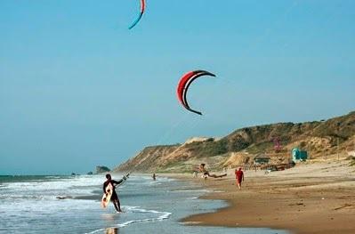 Playa Santa Marianita Manta