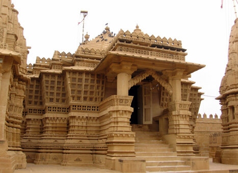 Jain-Temples-Tour-in-Jaisalmer-Rajasthan