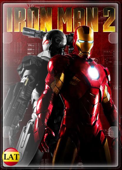 Iron Man 2 (2010) DVDRIP LATINO