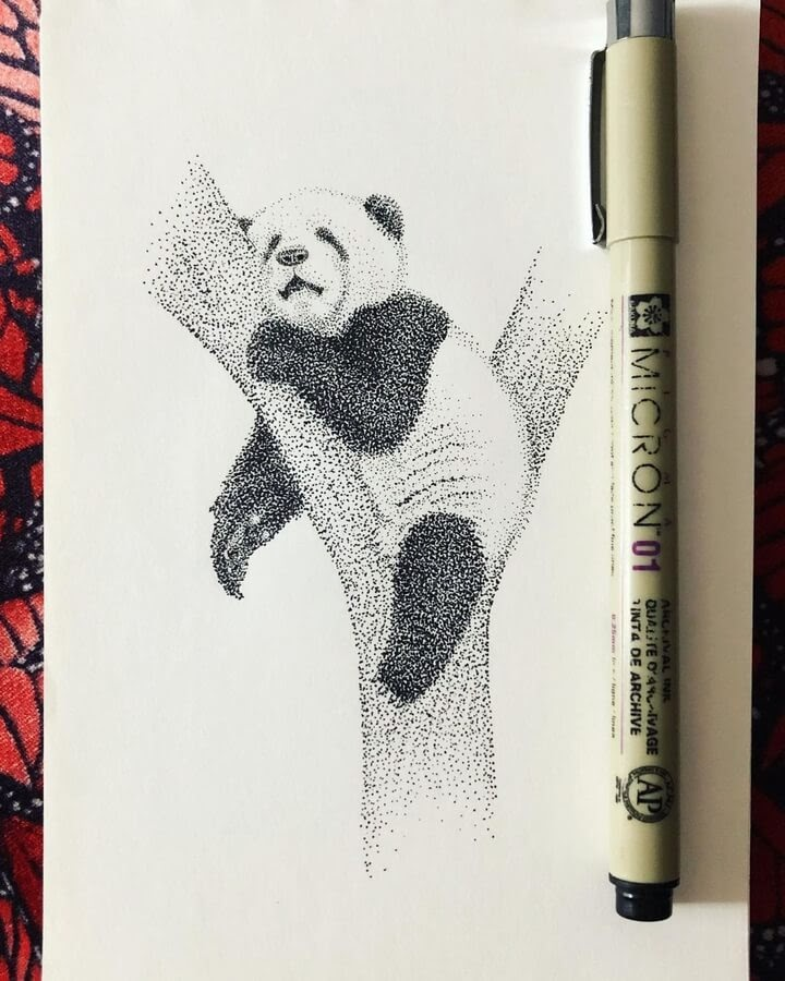 11-Sleeping-Panda-María-Lecanda-www-designstack-co
