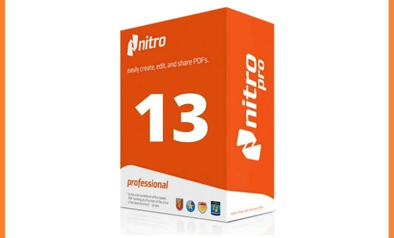 Nitro Pro 13 Enterprise Free Download Full PDF Software