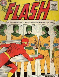 Read The Flash (1959) comic online