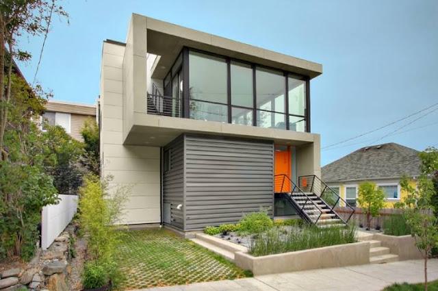 5 Desain Rumah Idaman Minimalis