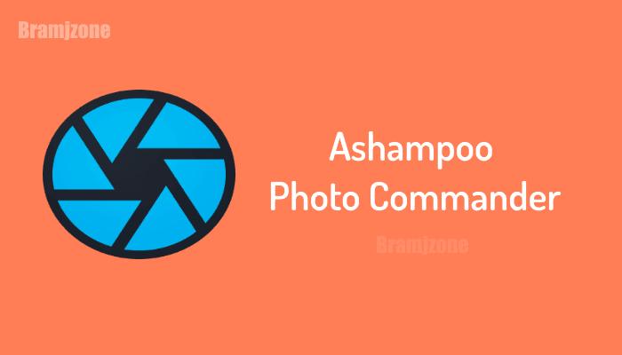 برنامج تحرير الصور و تجميلها Ashampoo