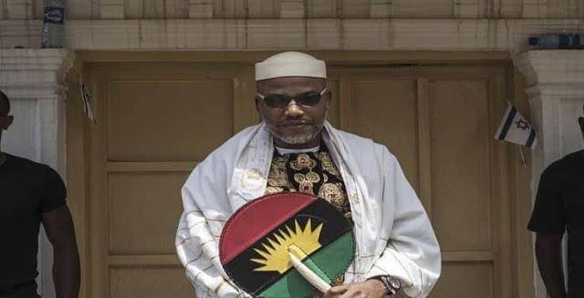 'Anyone who hates Biafra can't make Heaven' – IPOB leader, Nnamdi Kanu