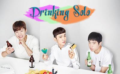 Drama Korea Drinking Solo