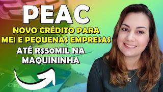 Novo Empréstimo de até R$50 mil na Maquininha de cartão para MEI e pequenas empresas