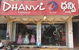 Dhanvi Fashions