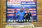 Ratusan Atlit Ikuti Kejuaraan Beladiri Taekwondo Jakarta Utara 2019