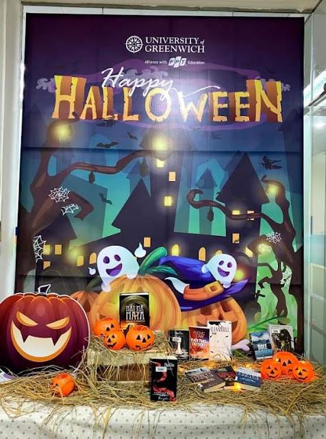 Dịch vụ trang trí Halloween tại Hà Nội