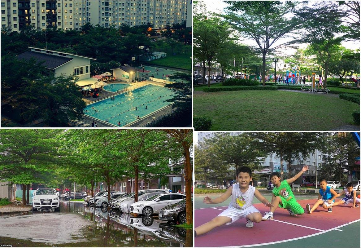 Nếp sống tại Akari City