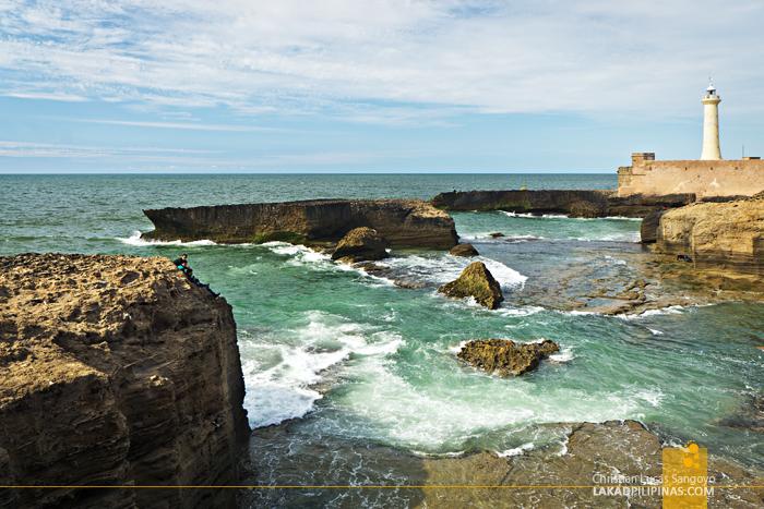 Rabat Three Day Itinerary Seaside Cliff