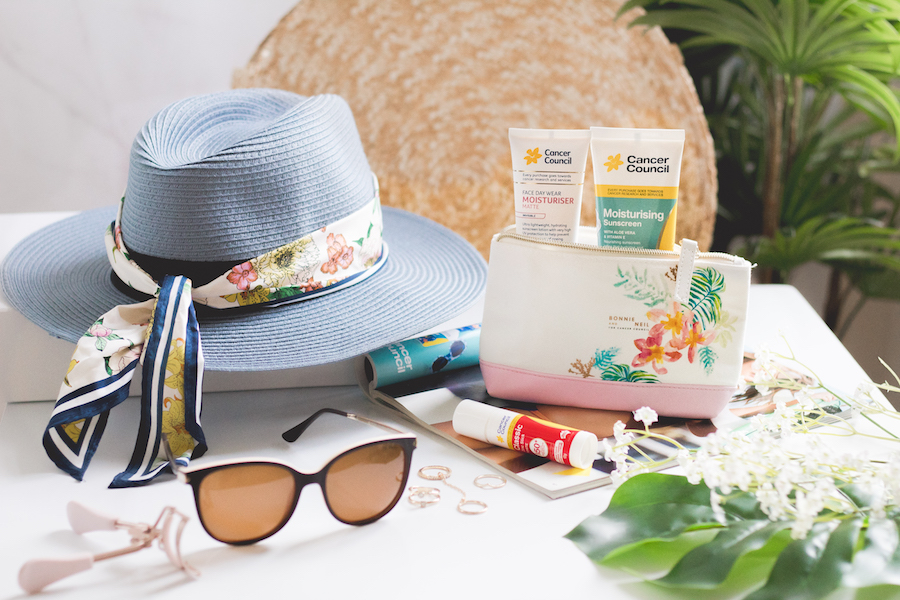 australian cancer council SunSmart Collection