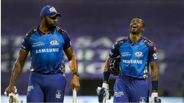 MI vs DC: विश्व कप फाइनल के बाद IPL की सबसे बड़ी बात - शिखर संघर्ष के आगे किरोन पोलार्ड