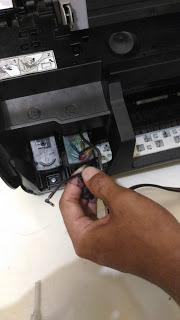 Mengatasi Printer Masuk Angin