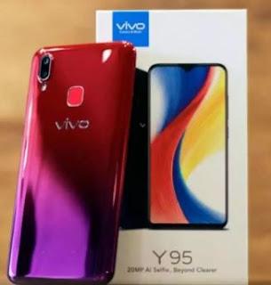 Cara Mengunci Aplikasi di Vivo Y91 dan Vivo Y95