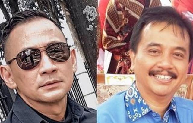 Diancam Polisikan Roy Suryo terkait Insiden Serempet Mobil, Lucky Alamsyah : Terserah, Saya Punya Bukti